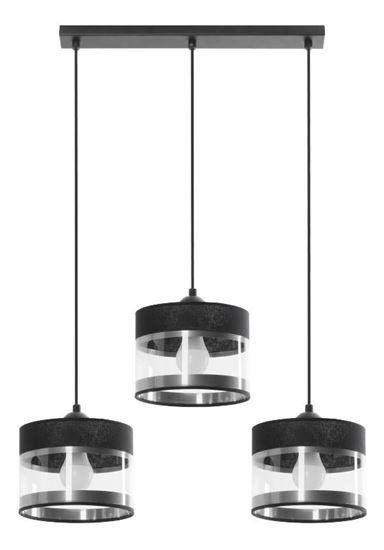 Lampa wisząca Leone 3L