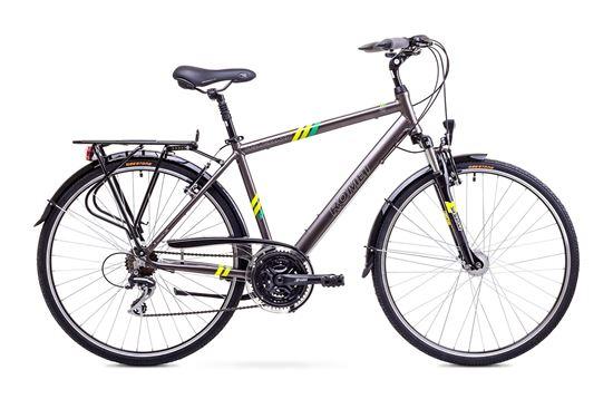 Rower Romet Wagant 2 (2018) czarny 21''