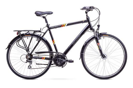 Rower Romet Wagant 2 (2018) czarny 19''