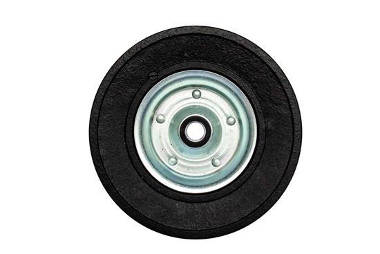 Koło AL-KO do podpory - pełna guma ze stalową felgą SB 225x70