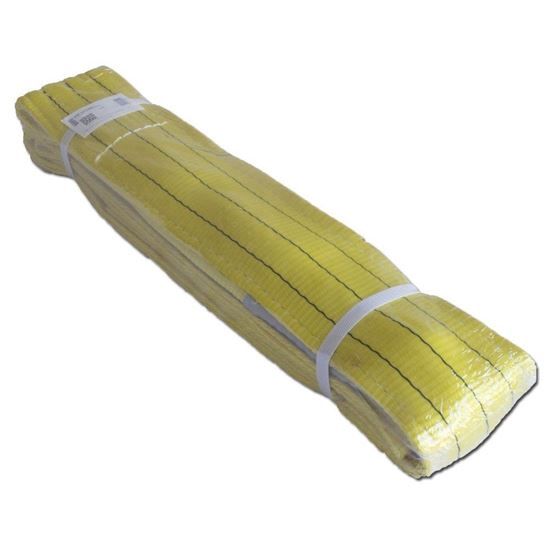 Zawiesie pasowe 3T/3M 90mm z pętlami