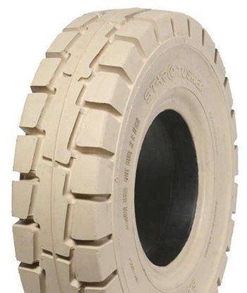 Opona do wózka widłowego STARCO Tusker Nonmark Grey 5.00-8 120A5 Solid