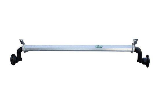 Oś niehamowana do przyczepki AL-KO optima 1260 mm 750 kg 100x4