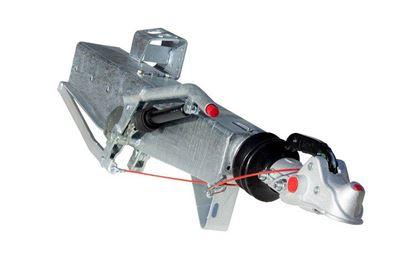 Urządzenie najazdowe do przyczep AL-KO 3500kg KW120