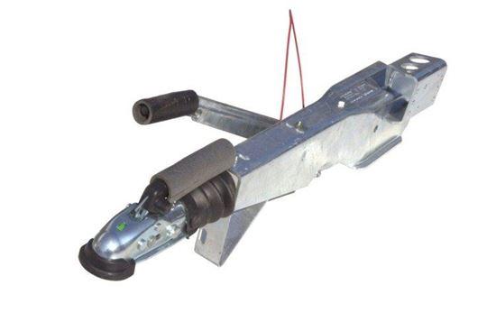 Urządzenie najazdowe do przyczep AL-KO 2600kg KW100