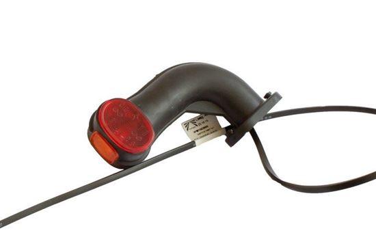 Lampa obrysowa do przyczep Aspöck Superpoint II DC 0,9M lewa