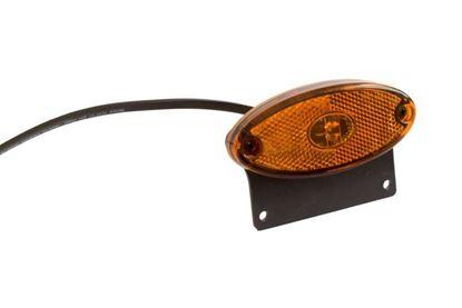 Lampa obrysowa boczna LED do przyczepy Aspöck Flatpoint II z uchwytem