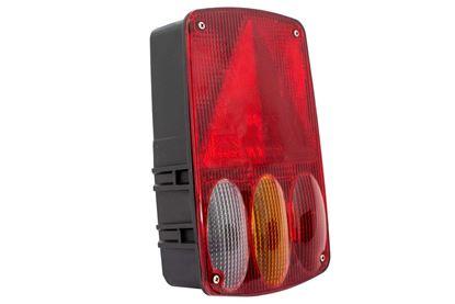 Lampa tylna zespolona Aspöck Earpoint IV Prawa 5-PIN + światło cofania