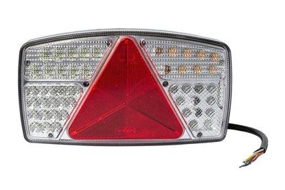 Fabrilcar by Aspöck lampa tylna LED 7-funkcyjna prawa