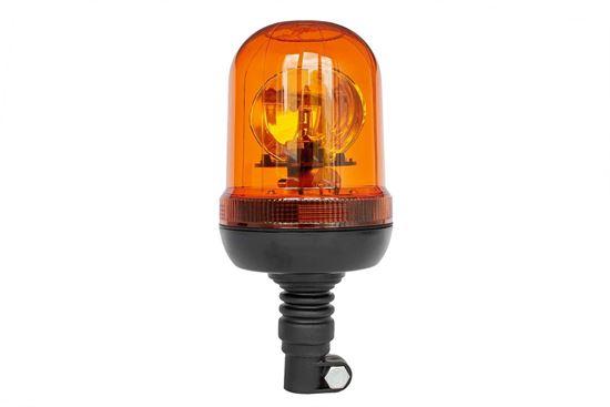 Lampa błyskowa ostrzegawcza żarówka H1 kogut 12/24 1486