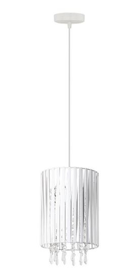 Lampa wisząca Diana 1S biała