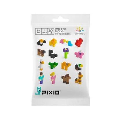 Pixio - Klocki Magnetyczne Surprise