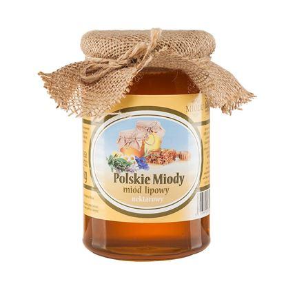 POLSKIE MIODY - Miód lipowy 1000g