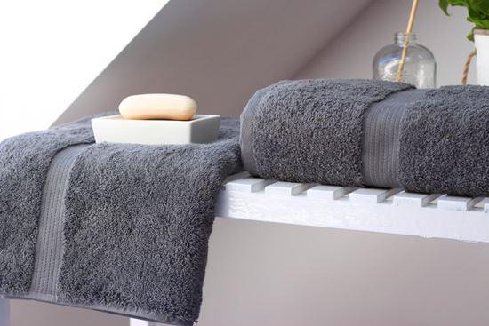 Zestaw ręczników LUXOR- ANTRACYT