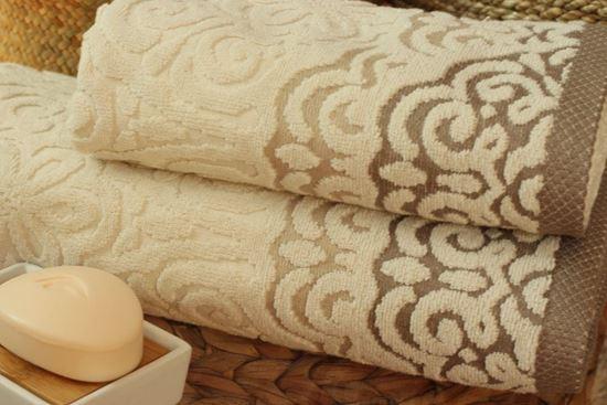 Zestaw ręczników SIRACUSA kwiaty