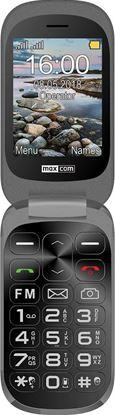Telefon z klapką dla seniora MAXCOM MM825 SOS