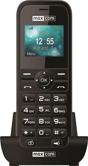 TELEFON STACJONARNY NA KARTĘ SIM MAXCOM MM36D 3G