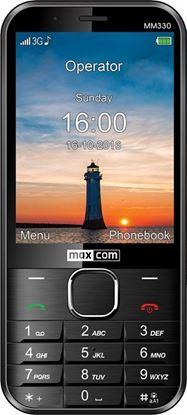 Telefon komórkowy Maxcom Classic MM330 3G Czarny