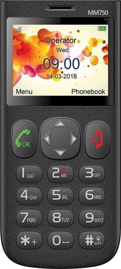 Telefon dla seniora MAXCOM MM750 Comfort SOS Radio
