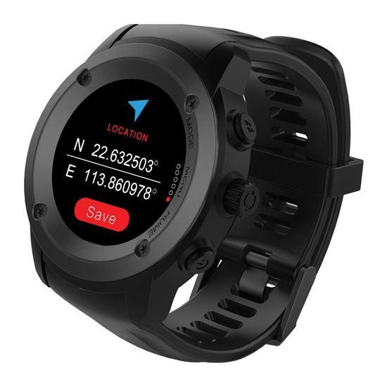 Smartwatch Fitgo FW17 POWER CZARNY