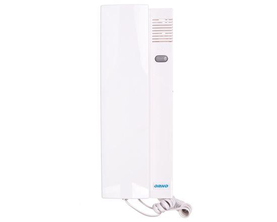 Unifon wielolokatorski 2 żyłowy biały OR-AD-5002