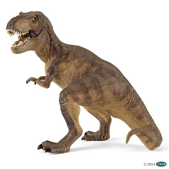 Papo Dinozaur T-rex   17x14,3x16,2cm (55001)