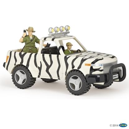 Papo 39238 samochód terenowy Safari 4x4