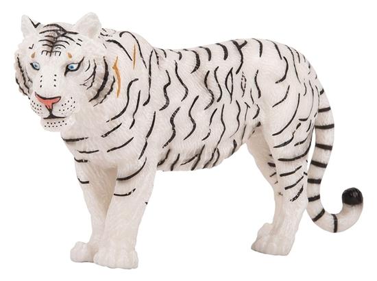 Papo XL 50212 Tygrys biały   23x5,5x11,5cm