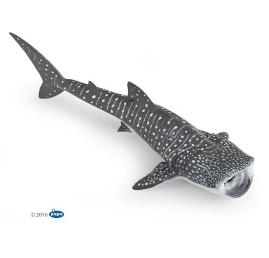 Papo 56039 Rekin wielorybi    23,4x10,6x6cm