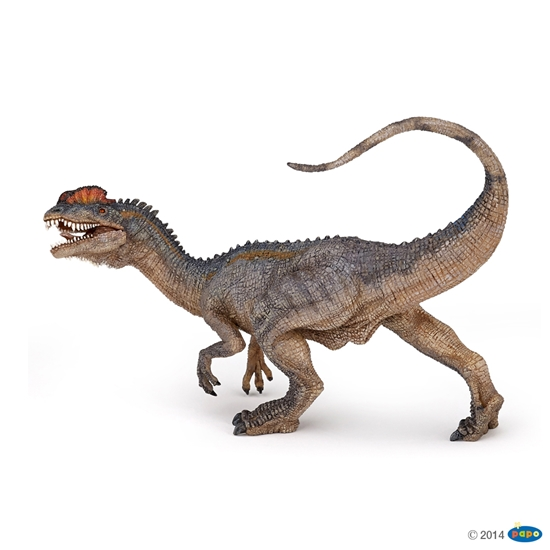 Papo 55035 Dilofozaur  4,5x14x13cm