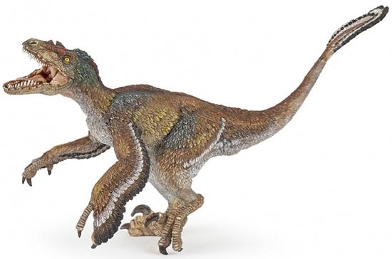 Papo 55055 Velociraptor  7x19x13cm