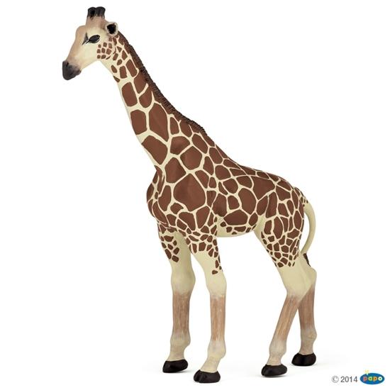 Papo 50096 Żyrafa  14,7x4,5x19cm