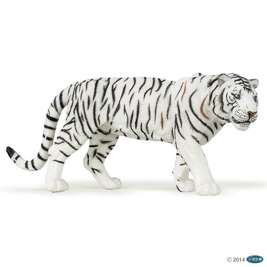 Papo 50045 Tygrys biały