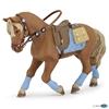 Papo 51544 Koń osiodłany