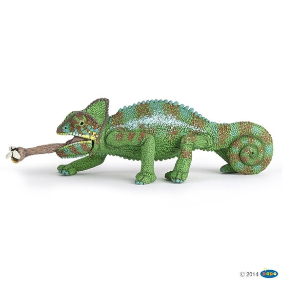 Papo 50177 Kameleon  4,3x11,5x3,5cm