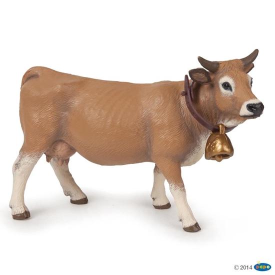 Papo 51152 Krowa z Allgau  14x6x9cm