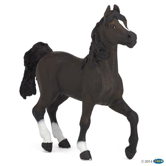 Papo Koń rasy arabskiej  12,5x11,7x3,3cm (51505)