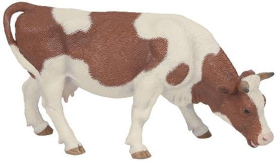 Papo 51147 Krowa łaciata kasztanowa (51147 RUSSELL)