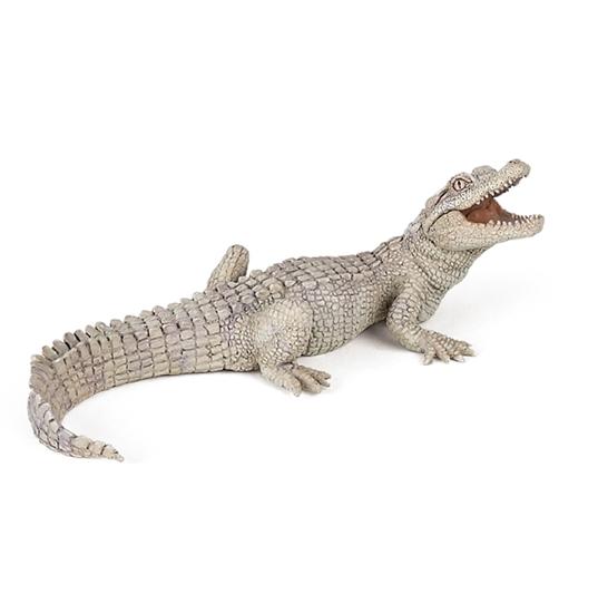 Papo 50141 Krokodyl biały młody (50141 RUSSELL)