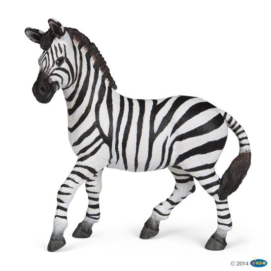 Papo 50122 Zebra  10x4x11cm