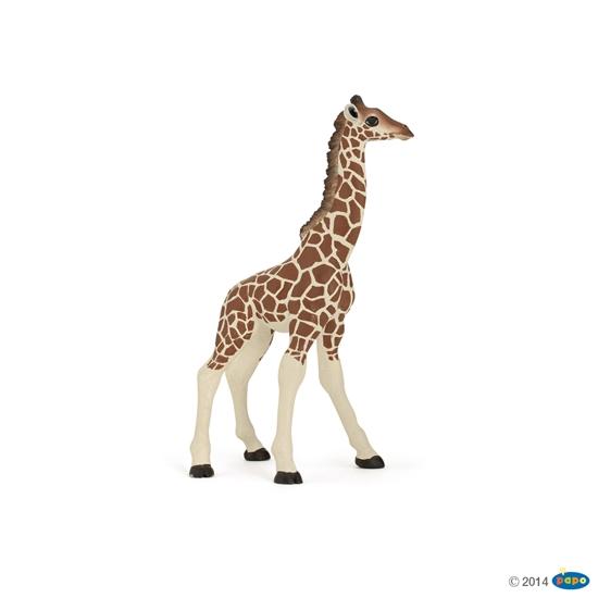 Papo 50100 Żyrafa młoda  9x6x14cm