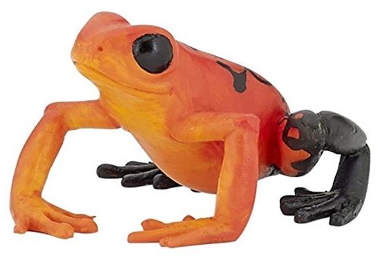 Papo 50193 Czerwona żaba