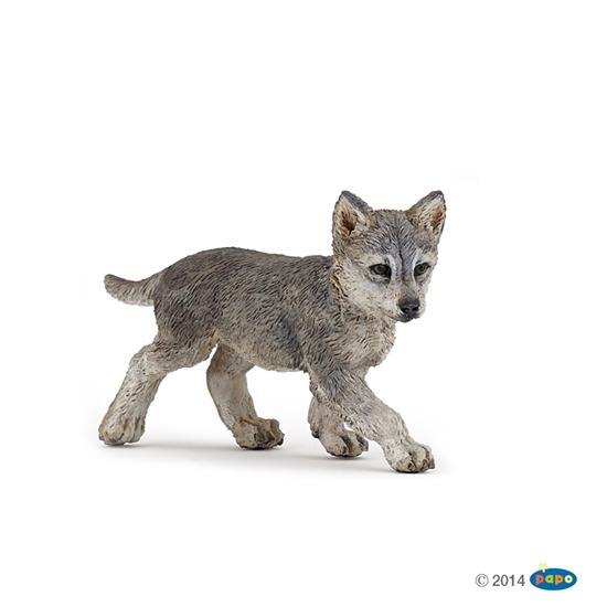 Papo 50162 szczenię wilka (50162 RUSSELL)