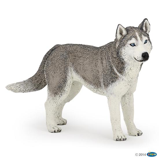 Papo 54035 Husky syberyjski  11x2x6cm