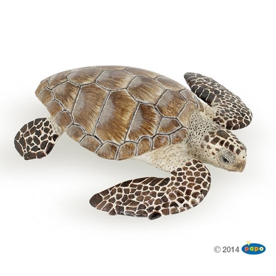 Papo 56005 Żółw karetta  8x7x2cm