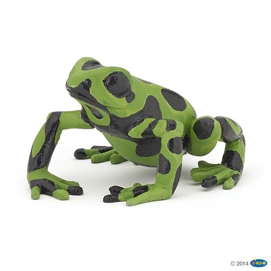 Papo 50176 Żaba równikowa zielona (50176 RUSSELL)