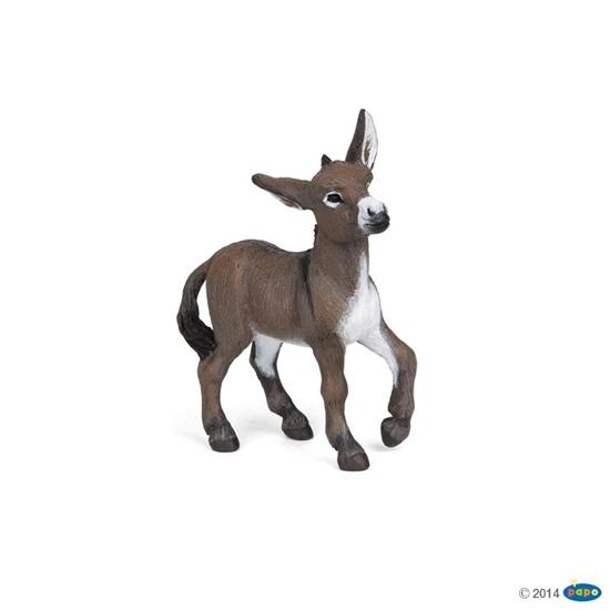 Papo 51141 Żrebię osła  7,5x2x8cm (51141 RUSSELL)
