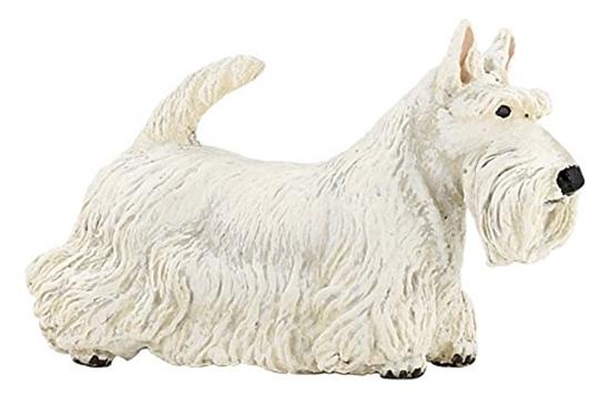Papo 54028 Terier szkocki biały