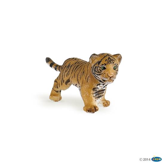 Papo 50021 Tygrysiątko stojące  8x3x4cm (50021 RUSSELL)