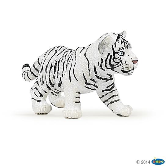 Papo 50048 Tygyrsiątko białe  7x3x4cm (50048 RUSSELL)